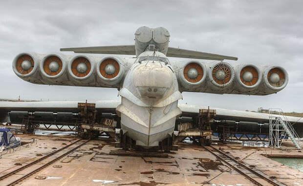 Экраноплан «Лунь»: боевой летучий корабль (с)