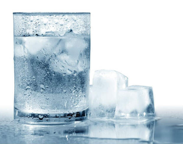 Талая вода полезна для человека