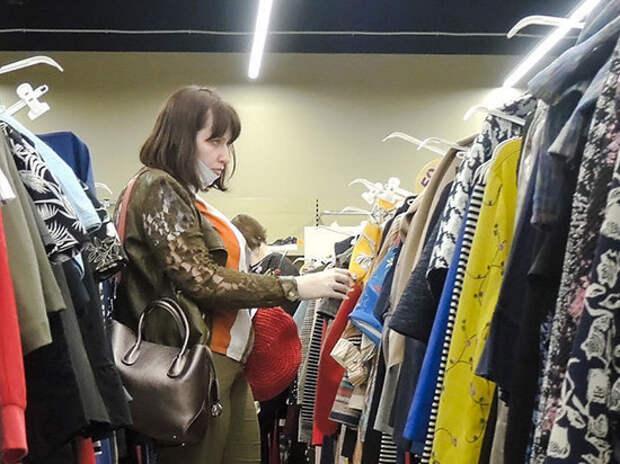 Потребители нашли способ обновить гардероб без денег