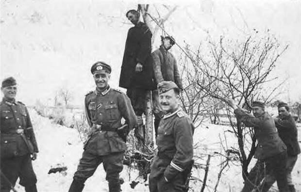 Эти милые, храбрые, несчастные немцы…