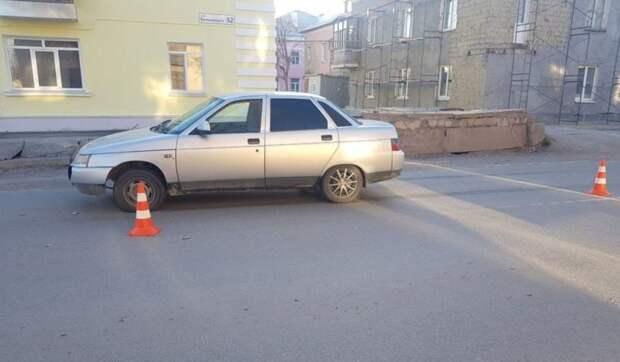 Урок на всю жизнь: в Каменске-Уральском мальчик попал под машину