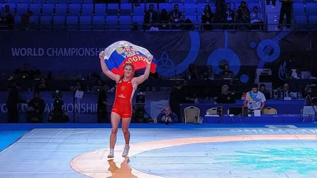 Российские борчихи Воробьева и Велиева завоевали лицензии для участия в Олимпиаде в Токио