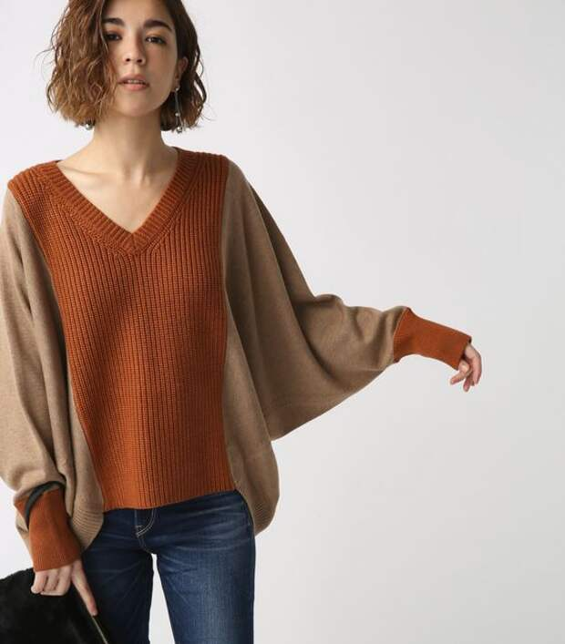 необычный свитер своими руками
