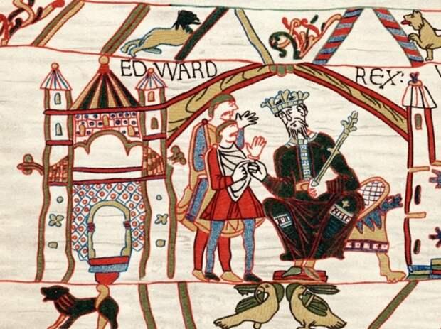 Общественная жизнь англосаксонских королевств