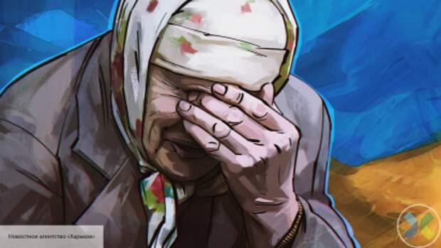 Украина вымирает