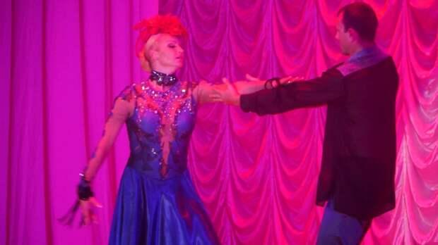 Великой балерины Волочковой вам в ленту.