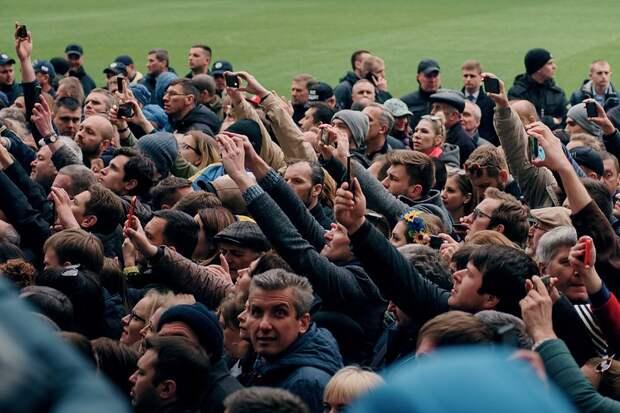 Жители Хабаровска вышли на митинг против нового врио губернатора