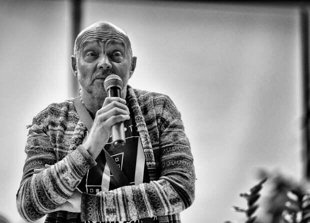 В Москве погиб сооснователь рок-группы «Звуки Му» Александр Липницкий