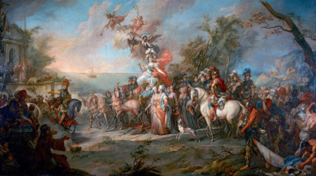 Кючук-Кайнарджийский мир с Турцией. Как Екатерина Великая прорубила второе окно в Европу