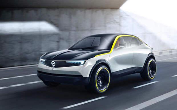 Opel готовит 8 новых и обновленных моделей