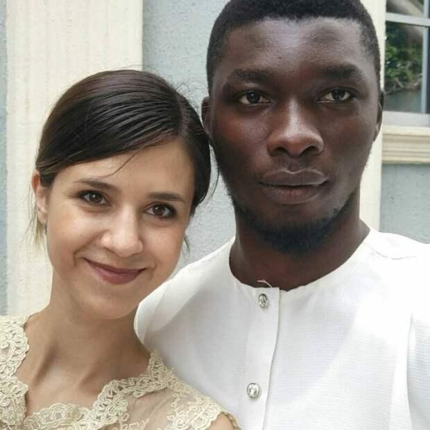 Как живется россиянке, которая переехала к мужу из Нигерии (17 фото)
