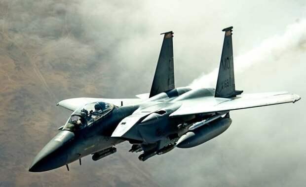 Американские СМИ раскритиковали военных США за инцидент в небе над Сирией