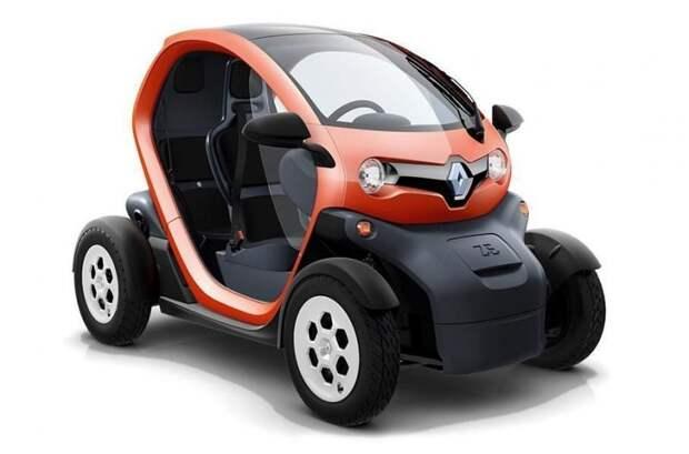 Renault Twizy. Двери для него — опция за 590 евро авто, автодизайн, автомобили, внедорожник, двери, дверь, дизайн, интересные автомобили