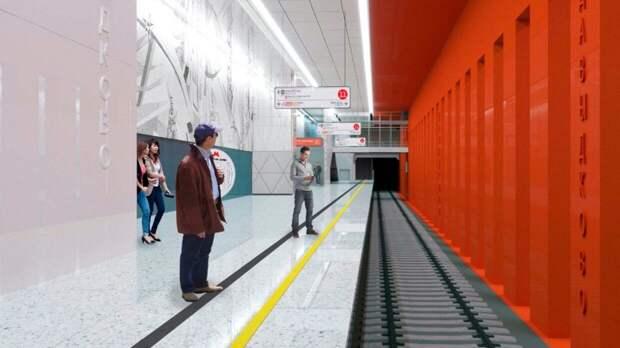 Двухпутный тоннель на БКЛ появится в Москве в 2021 году