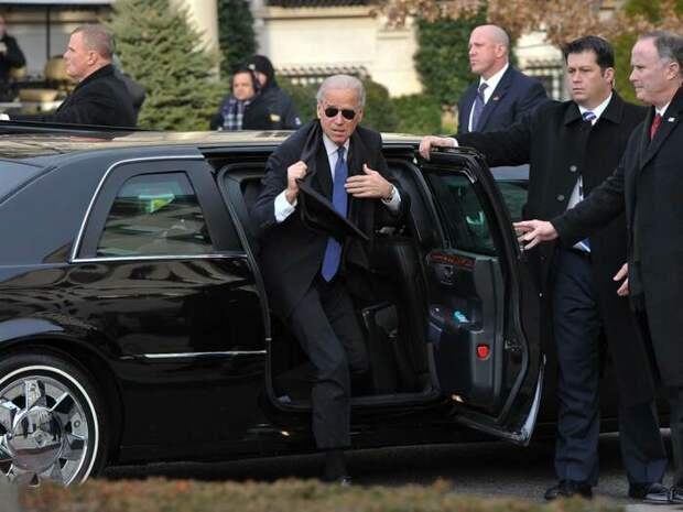 Правда ездить самому ему нельзя по законам США.  Фото: today.com.