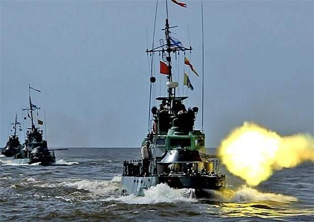 """Sohu: Всего 6 кораблей России смогут скинуть США с """"морского трона"""""""