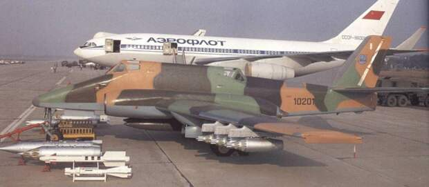 3. Ильюшин Ил-102. концепты, самолёты, ссср
