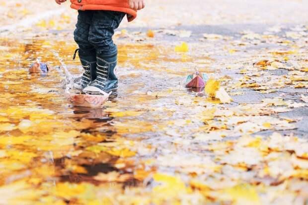 Суббота в Удмуртии будет дождливой
