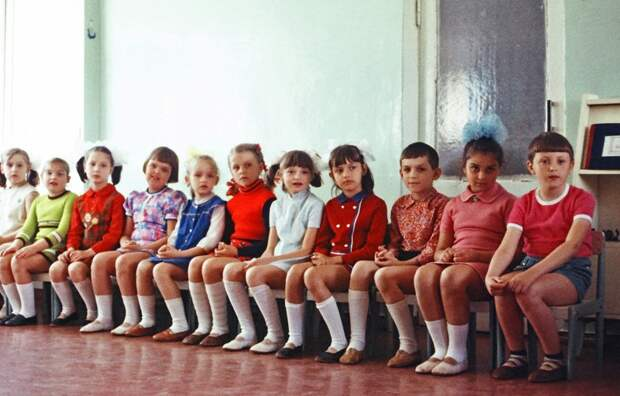 Правда про детские сады в СССР.