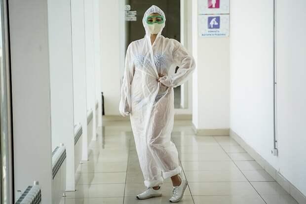 В таких костюмах жарко и не очень удобно Фото: Светлана МАКОВЕЕВА
