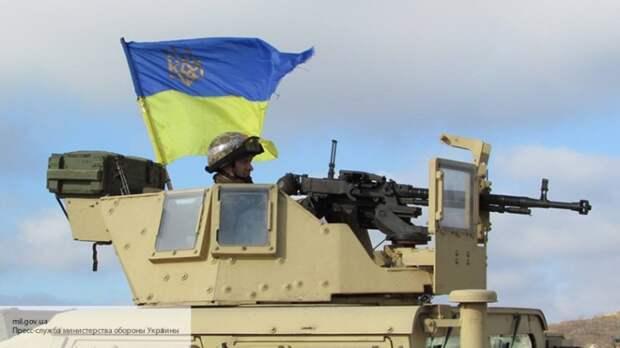 Украина не способна производить боеприпасы