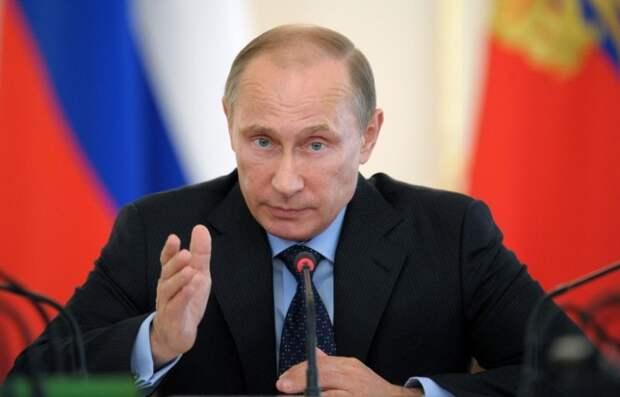 Путин заявил о необходимости долгосрочного режима прекращения огня на Украине
