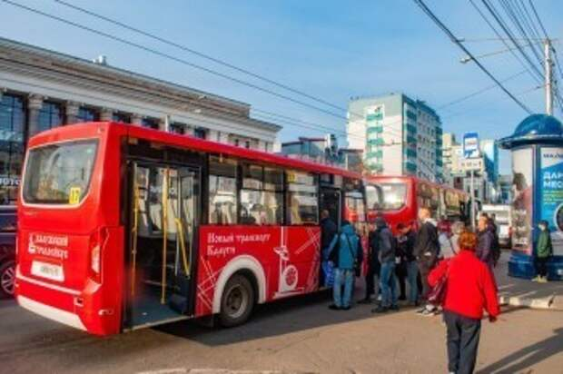 В Калуге проезд в общественном транспорте подорожает после 1 мая