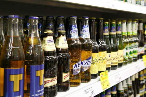 В число регионов-лидеров по производству пива вошла Новосибирская область