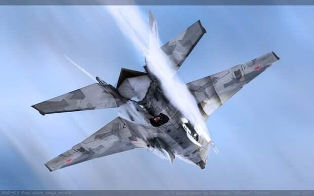 ВКС получат новый дальний истребитель-перехватчик Миг-41 не раньше 2025 года