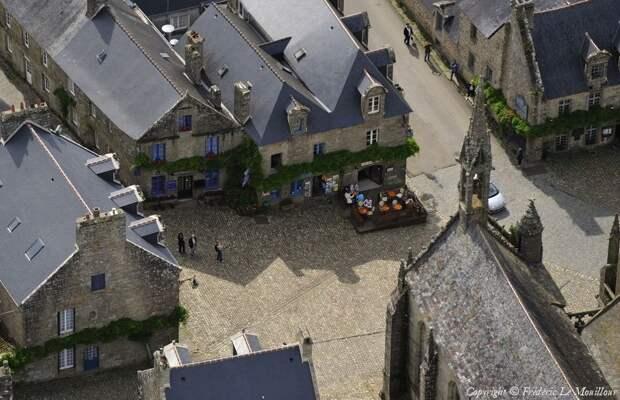 Красота Франции свысоты