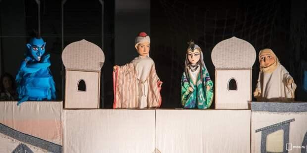Театр-студия школы в Чапаевском переулке победила в международном фестивале