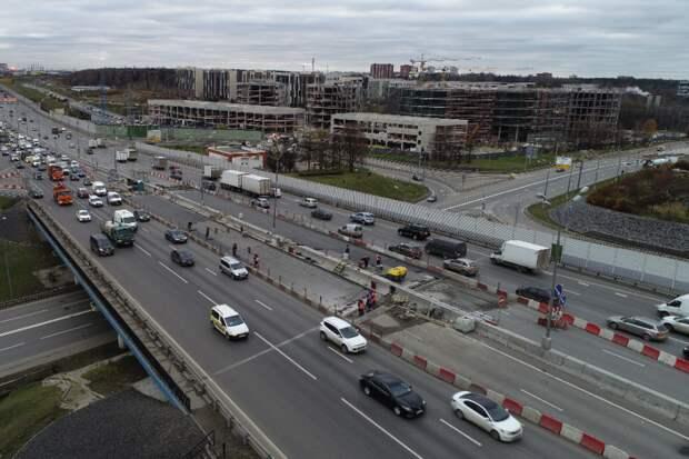 Движение по новому путепроводу открылось в Мытищах
