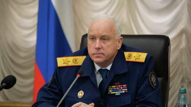 Бастрыкин поручил расследовать дело о ребенке, которого связывали в больнице Петербурга