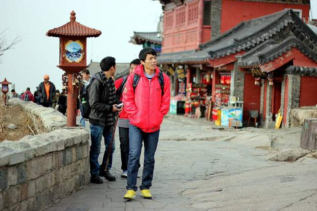 MountTai11 Тайшань. Гора Восхода