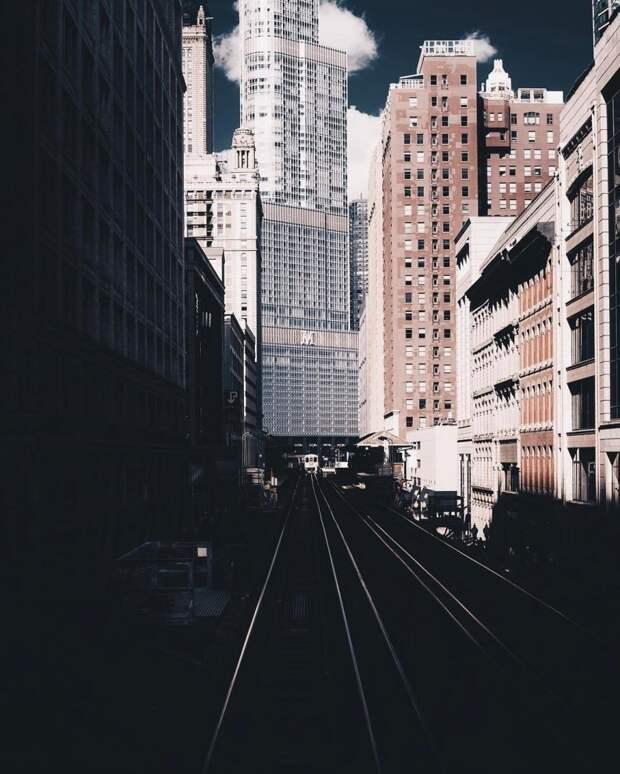 Чикаго без жителей