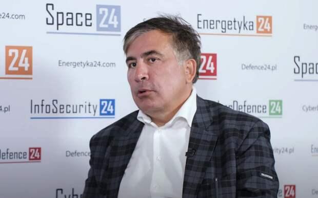 Саакашвили пояснил, чем полезен запуск «Северного потока-2» для Украины