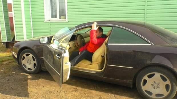 Бьется током при выходе из машины.   Фото: youtube.com.