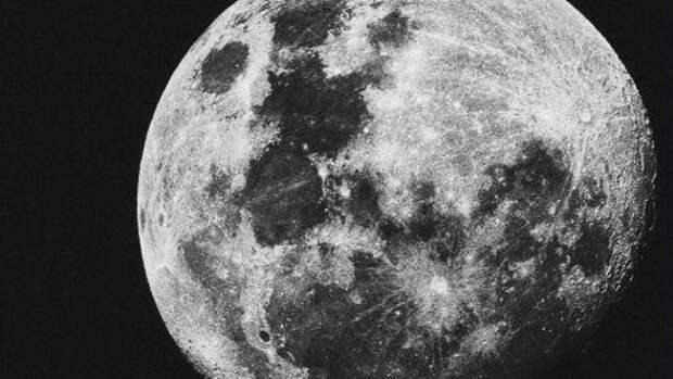 Лунное магнитное поле могло существовать более 3,7 миллиарда лет назад