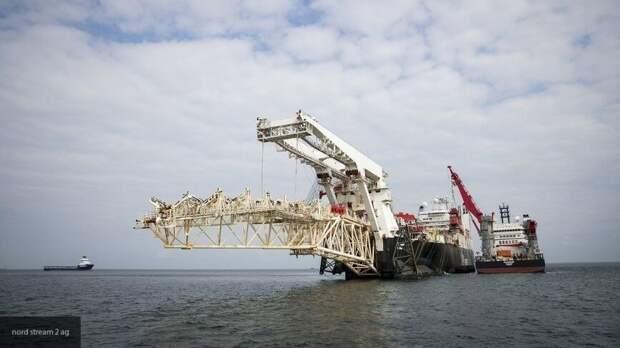 """""""Газпром"""" не включил владельцатрубоукладчика для """"Северного потока — 2"""" в свои активы"""