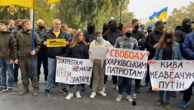 Белоруссия обвинила Киев во вмешательстве во внутренние дела страны