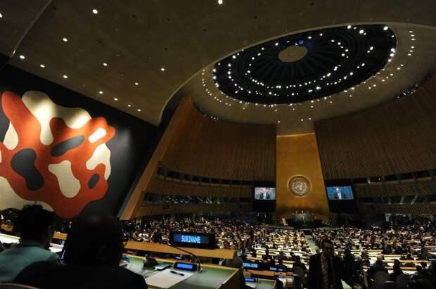 ООН впервые обвинила в военных преступлениях США и лидеров ЕС