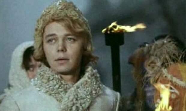 """Кадр из фильма """"Весенняя история"""", 1971 год."""
