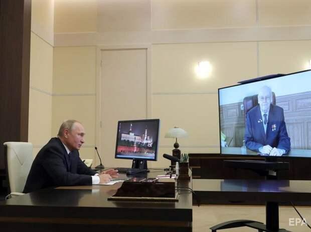 Путин рассказал, как США вынудили Россию создать гиперзвуковое оружие