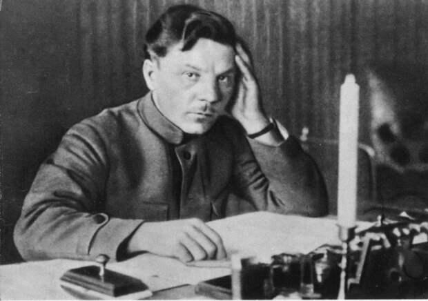 Народный комиссар внутренних дел Украины. Декабрь 1918 год.