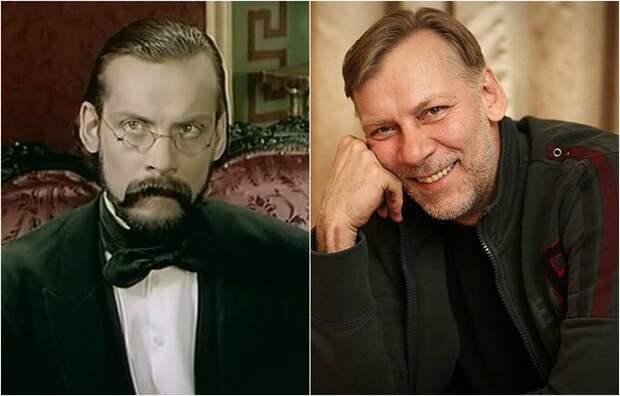 В сериале актер сыграл умного, интеллигентного князя, брата героини Елены Яковлевой.