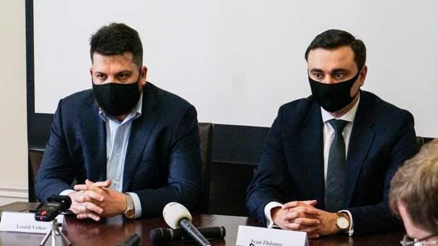 Жданов и Волков могут оказаться за решеткой вслед за Навальным