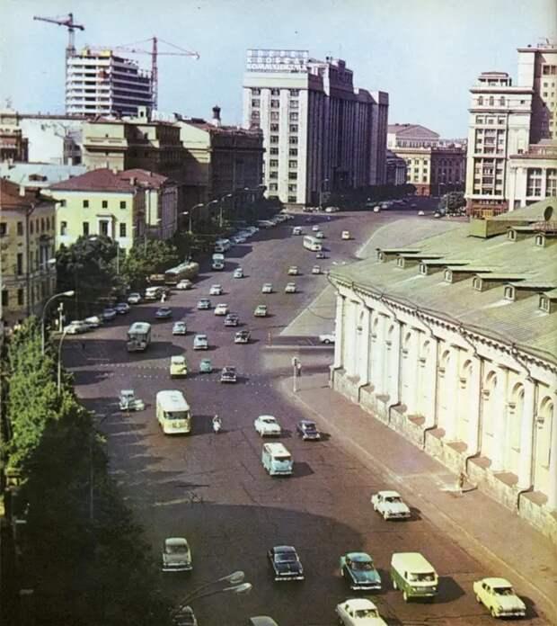 Москва 1960‑х
