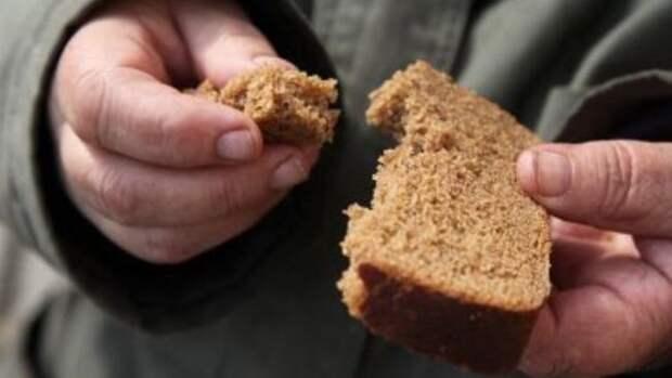 Европейский «рекорд» Украины — в стране голодают почти 10 млн человек