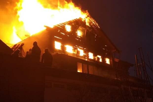 Ребёнок погиб при взрыве газа в жилом доме Нижегородской области