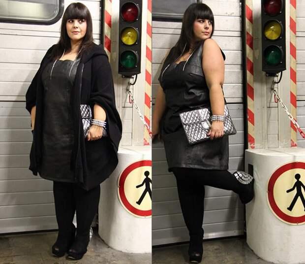 Мода размера Plus Size